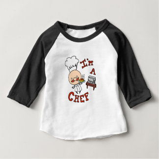 I'm a chef! baby T-Shirt