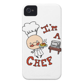 I'm a chef! iPhone 4 case