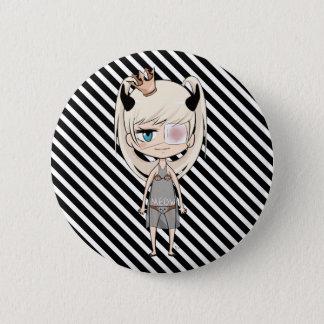 I'm a Chibi Princess Pin