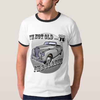 I'm A Classic 75th Birthday Gifts T-Shirt