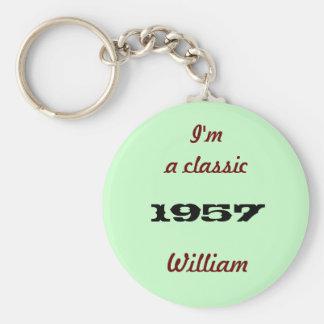 I'm a classic keychain