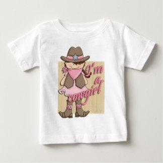 I'm A Cowgirl Little Dude Western Tshirts