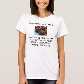 I'm A Crayon T-Shirt