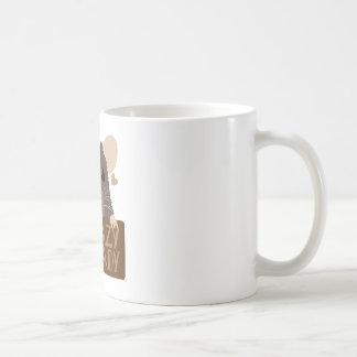 I'm a crazy rat lady coffee mug