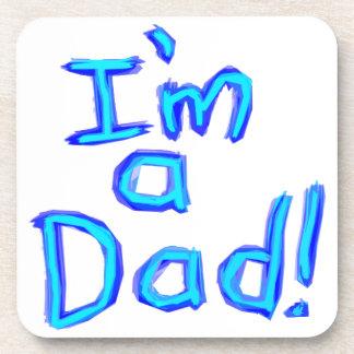 I'm a Dad! Beverage Coasters