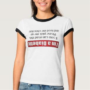 0577093f Funny Diabetes T-Shirts & Shirt Designs | Zazzle.ca