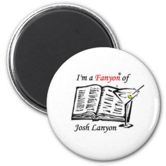 I'm a Fanyon of Josh Lanyon magnet