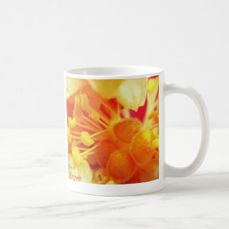 I'm a Flower & I got 4 Ball Coffee Mug