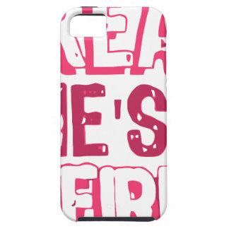 i'm a FREAK she's a WEIRDO .. iPhone 5 Case