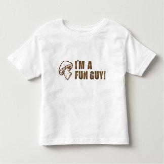 I'M A FUN GUY Mushroom toddler T-SHIRT