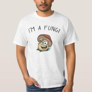 I'm A Fungi Funny Mushroom Pun T-Shirt