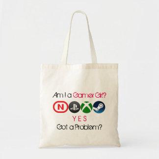 I'm A Gamer Girl Tote Bag