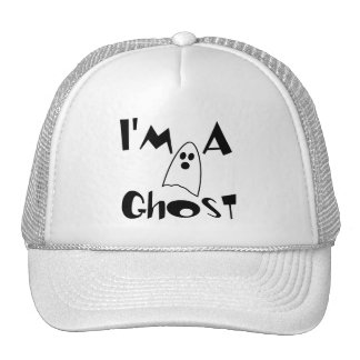 I'm A Ghost Halloween Hat