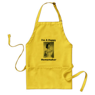 I'm A Happy Homemaker Standard Apron