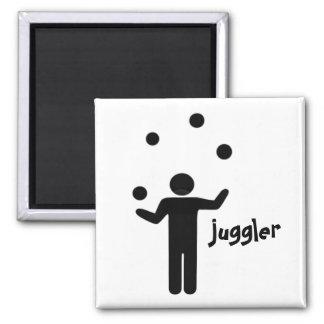 """""""I'm a Juggler!"""" Magnet"""