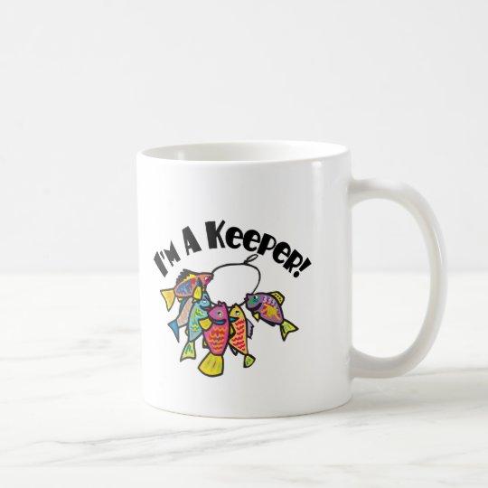 I'm A Keeper Coffee Mug