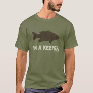 I'M A KEEPER FISHING T-SHIRT