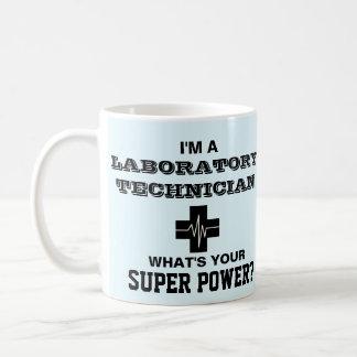 I'm a Laboratory Technician Coffee Mug