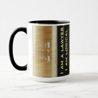 I'm a lawyer mug