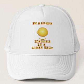 I'm a Lemon Trucker Hat