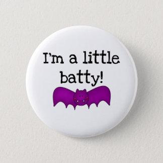 I'm a Little Batty 2 Inch Round Button