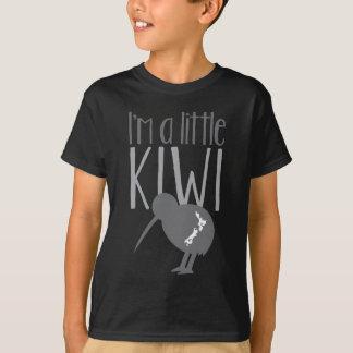 I'm a little kiwi with cute New Zealand bird T-Shirt