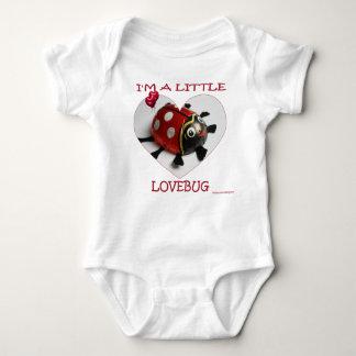 I'm a Little Love Bug Baby Bodysuit