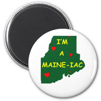 I'M A MAINE IAC MAGNET