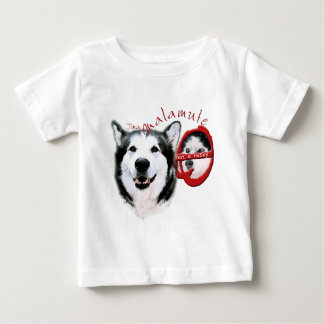 I'm a Malamute, I'm not a Husky Baby T-Shirt