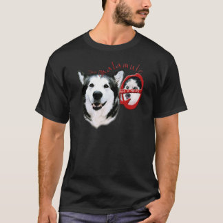 I'm a Malamute, I'm not a Husky T-Shirt