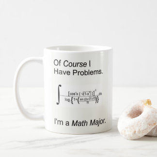 I'm a Math Major Coffee Mug