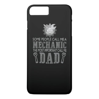 I'm a mechanic and I'm a dad iPhone 7 Plus Case