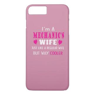 I'm a mechanic's wife iPhone 7 plus case