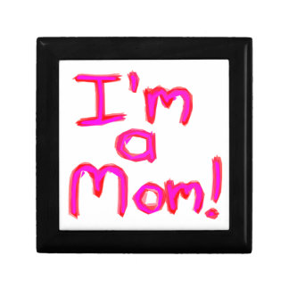 I'M A MOM! JEWELRY BOX