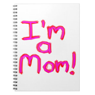 I'M A MOM! NOTEBOOKS