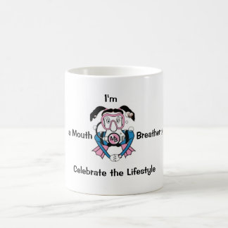 I'm a Mouth Breather - Mug