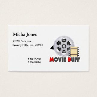 I'm A Movie Buff Business Card