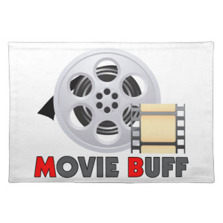 I'm A Movie Buff Placemat