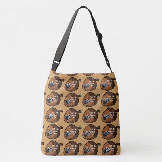 I'm A Movie Nut Cross Body Bag
