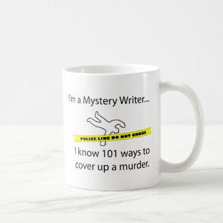 I'm a Mystery Writer... Coffee Mug