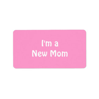 Im a New Mom.