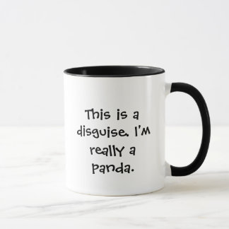 I'm a Panda Mug