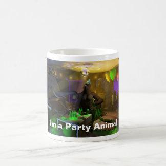 I'm a Party Animal Basic White Mug