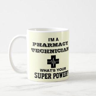 I'm a Pharmacy Technician Coffee Mug