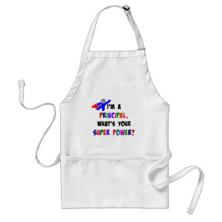 I'm a Principal. What's Your Super Power? Standard Apron