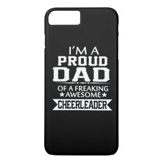 I'M A PROUD CHEERLEADER's DAD iPhone 7 Plus Case