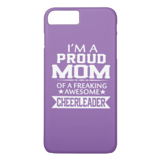 I'M A PROUD CHEERLEADER's MOM iPhone 8 Plus/7 Plus Case