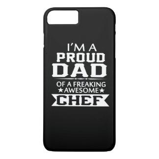 I'M A PROUD CHEF's DAD iPhone 7 Plus Case