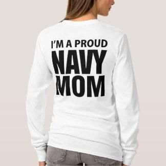 I'M A PROUD NAVY MOM T-Shirt