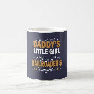 I'm a RAILROADER'S DAUGHTER Coffee Mug